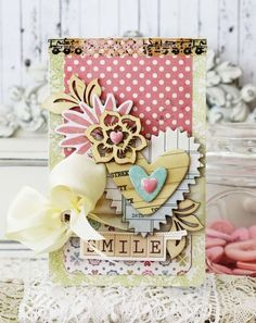Beautiful card by Melissa Phillips