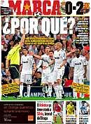 """El """"¿por qué?"""" de Mourinho tras caer con el Barcelona"""