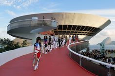 Louis Vuitton Lands in Rio