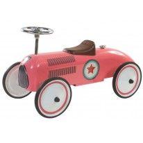 Loopauto Retro Roller Lara Pink