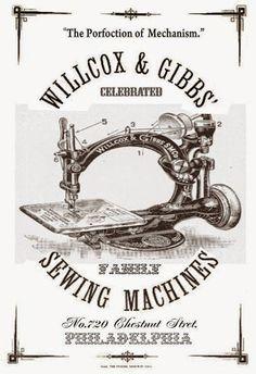 Willcox et Gibbs datant