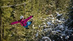 Get the Most Out of Your Complimentary GoPro Rental Zipline Whistler - The Official Ziptrek Ecotours.