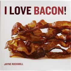 I Love Bacon Crate - Barrel
