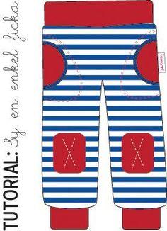 Skapat av mig: Tutorial: Sy en enkel ficka