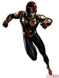 Nova  #Marvel: Avengers Alliance