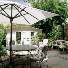 Garten Terrasse Wohnideen Möbel Dekoration Decoration Living Idea Interiors home garden - Einfache Garten Esszimmer