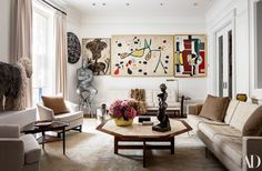 Check Out The Art Speckled Home Photos | Architectural Digest