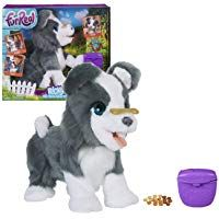 Electronic & Interactive Wiggles Ears & Tail Dog Sounds Terrific Value Toys & Hobbies Symbol Of The Brand Furreal Friends Happy To See Me Puppy 2011 Barks