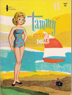 Always selling Vintage Tammy dolls, clothes cases, paper dolls and accessories!