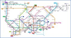 awesome SHENZHEN MTR MAP IN ENGLISH