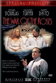 The War of the Roses (1989) - Michael Douglas, Kathleen Turner and Danny DeVito