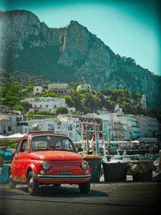 Fiat 500 Capri