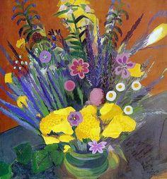 Flowers of Armenia - Martiros Saryan