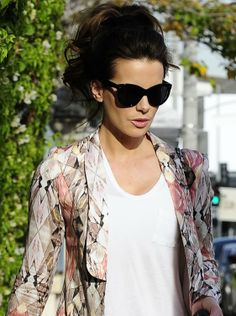 Kate Beckinsale: Celebrity Street Style 2013