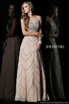 Sherri Hill 11005 at Prom Dress Shop