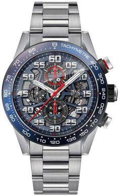 86c589dd0bdc TAG Heuer Watch Carrera Calibre Heuer 01 Red Bull Special Edition  CAR2A1K.BA0703 Watch