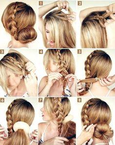 la guia mas completa con diferentes tipos de peinados con trenzas que se usan este ao