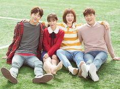 Looking for a K-Drama to watch or perhaps looking to start watching K-Dramas? We've come up with a great list of suggestions for you! Weightlifting Fairy Kim Bok Joo Swag, Weightlifting Fairy Kim Bok Joo Wallpapers, Heo Joon Jae, Ahn Min Hyuk, Lee Sung Kyung Nam Joo Hyuk, Joon Hyuk, Weighlifting Fairy Kim Bok Joo, Kdrama, Swag Couples