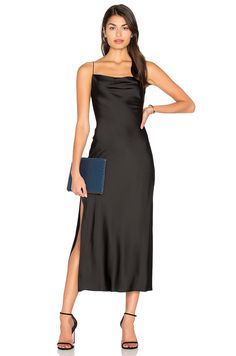 LPA Dress 73 in Black