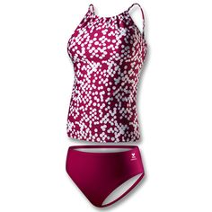 Quite possibly my next workout swimsuit. I can be cute while I train. :)
