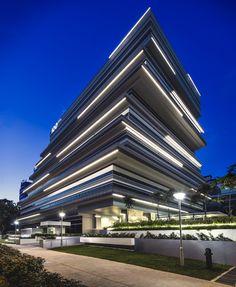 Galería de Edificio de oficinas 100PP / Ministry of Design - 1