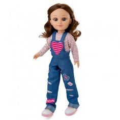 Papusa Berjuan Premium LUX - Sofy Overalls, Sofa, Pants, Style, Products, Fashion, Playmobil, Trouser Pants, Swag