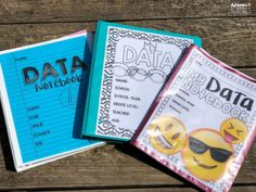 How to Use Student Data Notebooks to Boost Your Classroom Culture – Adrienne Teaches Student Data Tracking, Student Data Notebooks, Student Goals, Data Binders, Notebook Organization, Classroom Organization, Classroom Management, Notebook Ideas, Classroom Ideas