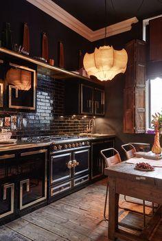 The Boho-Glam Apartment of Sera Hersham-Loftus - photographed by Jake Fitzjones (17)
