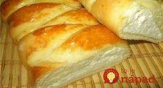 A legfinomabb túrós tekercs, még a rétesnél is fenségesebb! Hungarian Desserts, Romanian Desserts, Romanian Food, Hungarian Recipes, Russian Recipes, Bread And Pastries, Galette, Sweet And Salty, Bread Baking