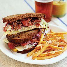 Hot Pastrami Sandwiches Recipe