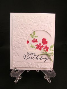 Your place to buy and sell all things handmade Birthday Cards For Women, Happy Birthday Cards, Card Birthday, Special Birthday, Diy Birthday, Birthday Sentiments, Cool Cards, Cards Diy, Xmas Cards