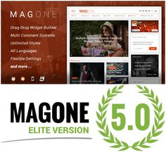 Here you can download free premium Magone Elite version blogger/blogspot theme…