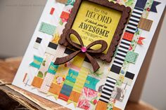 Patterned Paper Quilting » A New Design blog