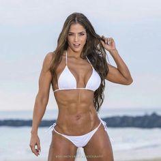 La chicas fitness son el estándar ideal de belleza y salud, si le sumas la…