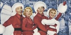 """I'm dreaming of a """"White Christmas"""" well lol I would prefer no snow but I do love this movie"""