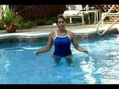 Shoulder Hug Variation: Aquatic Arthritis Exercise