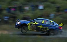 It's a rare treat to see young rally star Oliver Solberg gas hopping and hittin' switches in his Subaru WRX STI Lowrider. He may not be a true OG, but what he lacks in style he makes up for in effort.