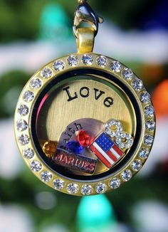 Our Hearts Desire Locket. Marines