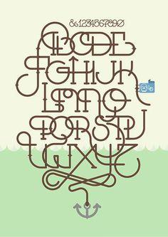 40 Awe-Inspiring Bold Typography Design