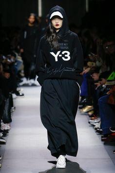 Y-3 | Menswear - Autumn 2018 | Look 8