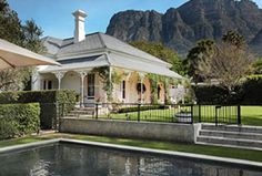 Explore the luxury vacation properties available for exchange at premier destinations via THIRDHOME Victorian Homes Exterior, Victorian Houses, Cape Town South Africa, Character Home, Girls World, Beautiful Homes, Architecture Design, Cape Dutch, Farmhouse