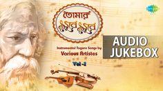 Best of Tagore Songs: Tumi Rabe Neerabe | Popular Rabindra Sangeet Volum...