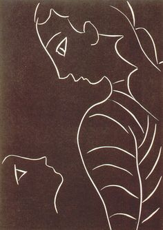 annajungdesign:     nataliakoptseva: Matisse Illustration for Pasiphae
