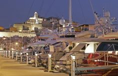 Ibiza Marina Botafoch y Dalt Vila