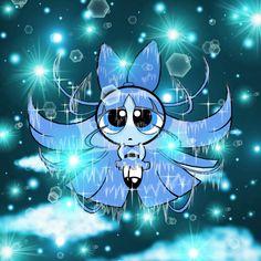 Ice Blossom by PowerpuffBaylee on DeviantArt Powerpuff Girls, What A Cartoon, Gangreen Gang, Super Nana, Villainous Cartoon, Ppg And Rrb, Teen Titans Go, Cartoon Wallpaper, Fan Art