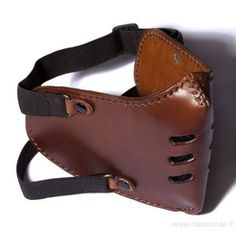 Biker Mask, Motorcycle Mask, Diy Leather Mask, Leather Craft, Mouth Mask Fashion, Fashion Face Mask, Bobber, Moto Racer, Steampunk Mask