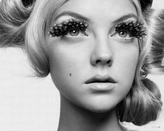 Image shared by thot zone. Find images and videos about pretty, black and white and eyelashes on We Heart It - the app to get lost in what you love. My Beauty, Beauty Makeup, Hair Makeup, Hair Beauty, Beauty Ideas, Beauty Shots, Beauty Bar, Ladybug Girl, Fake Lashes