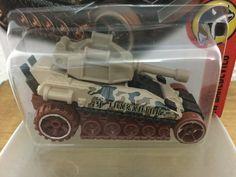 Hot Wheels - Tanknator