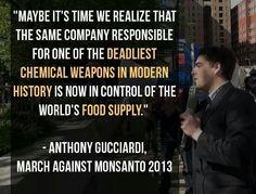 #Monsanto #gmo