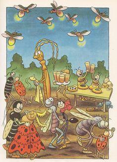 https://flic.kr/p/dqBCzh | Sekora / Die grossen Abenteuer des kleinen Ferdinand / Bild 21 | Ondřej Sekora / Die grossen Abenteuer des kleinen Ferdinand Kinderbuch Franz Schneider Verlag In Ko-Edition mit SNDK, Prag (München / Deutschland; 1966)